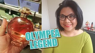 Paco Rabanne Olympea Legend (2019) | My Quick Thoughts...