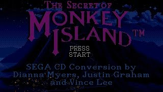 Mega-CD Longplay [065] The Secret of Monkey Island