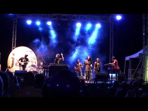 Cory Henry & The Funk Apostles @ Puerto de la Cruz, july 2017