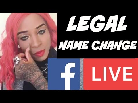 OMG! MY NAME & GENDER CHANGE IS OFFICIAL