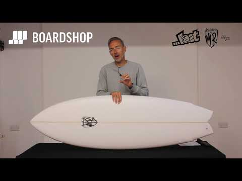 Lost X Mark Richards California Twin Surfboard Review