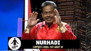 NURHADI, Capres Tronjal Tronjol | HITAM PUTIH (15/01/19) Part 1