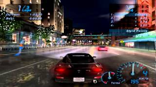 Need for Speed: Underground 1 Gameplay PC (Max Settings)