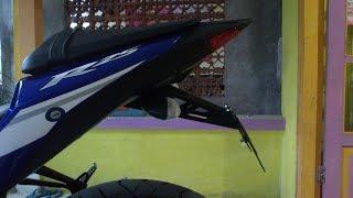Cara Melepas Spakbor Yamaha R25 dan Memasang Spakbor Custom R6