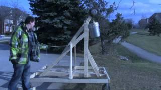 Physics Of A Trebuchet
