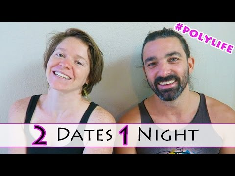 OPEN RELATIONSHIP DATING || Polyamory Logistics with Conor and Brittany