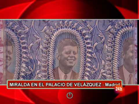 """ON-OFF:  """"Miralda en el Palacio de Velázquez"""""""