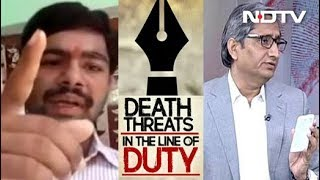 NDTV\'s Ravish Kumar Gets Death Threats: Are Journalists Soft Targets?