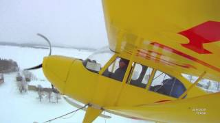 2014 Ski Fly-In at Brodhead Airport