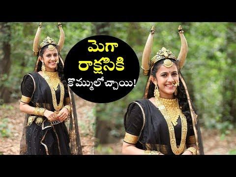 Niharika Look In Oru Nalla Naal Paathu...