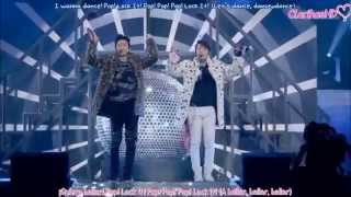 1. I wanna dance ~ D&E DVD Japan || Sub español ~ ENG sub ~ Rom ~ Kanji ||