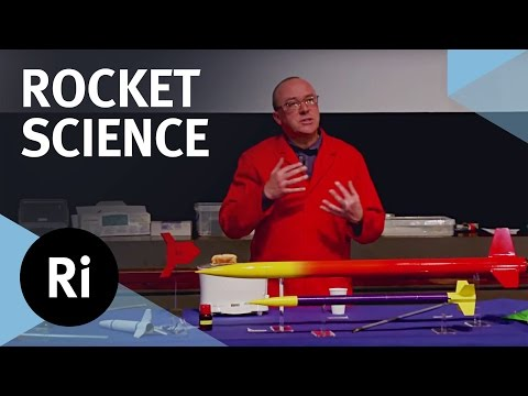 It's Rocket Science! with Professor Chris Bishop