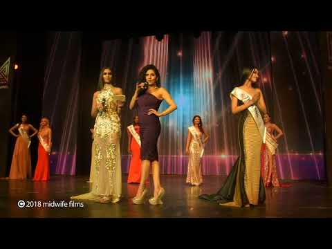Miss Multinational 2018  Top 5 finalist