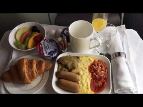 Dubai - Los Angeles | Airbus A380 | Emirates Business Class