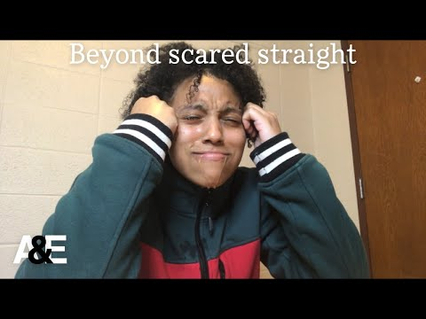Beyond Scared Straight: tough girl turned to cry baby (Unreleased)