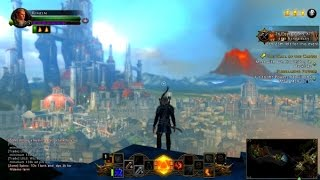 Dungeons & Dragons Neverwinter Game Review/ First Impressions (MMORPG) (PS4) (HD Gameplay)