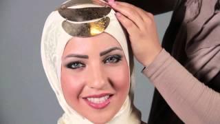 طريقة لفة موديلات  حجاب تركي