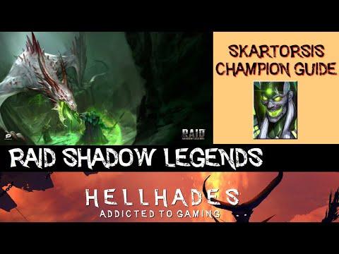 RAID: Shadow Legends   Skartorsis Champion Guide