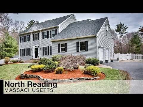 Video Of 63 Spruce Road North Reading Massachusetts Real Estate