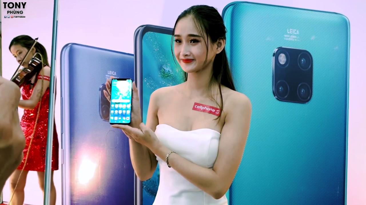 Ngày đầu mở bán Huawei Mate 20 Pro – Samfan cũng mua Mate 20 Pro!