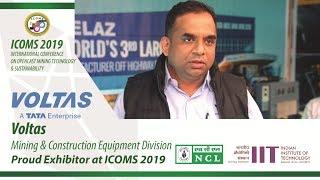 ICOMS 2019 | Exhibitor |VOLTAS