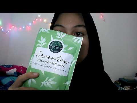cara-memutihkan-wajah-dengan-masker-green-tea-secara-alami