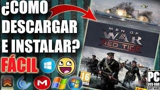 Descargar e Instalar Men of War Red Tide para PC Full En Español (Fácil)