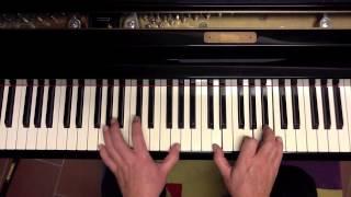 Tutorial Piano y Voz Quiero beber hasta perder el control (Los Secretos)
