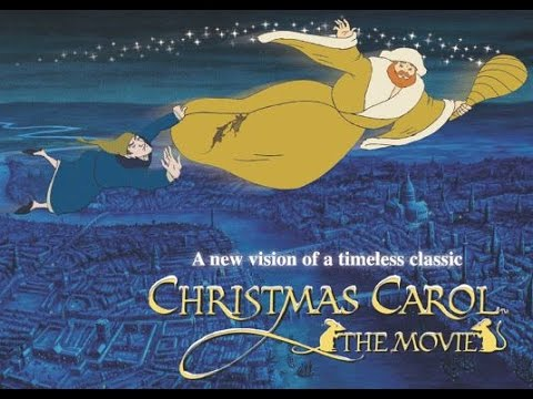 Christmas Carol The Movie Official Trailer