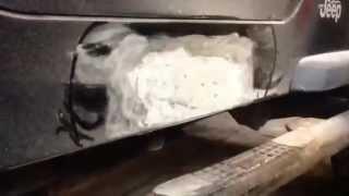 Réparation de la rouille et des trous, vidéo 2