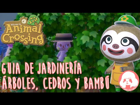 Animal crossing new leaf gu a de jardiner a rboles - Guia de jardineria ...