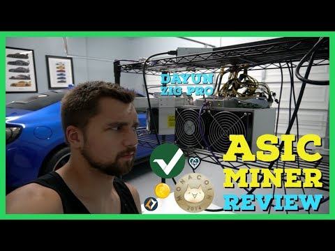 Not Another ASIC Miner Review!? Dayun Mining Zig Z1 Pro Review | Scam Alert