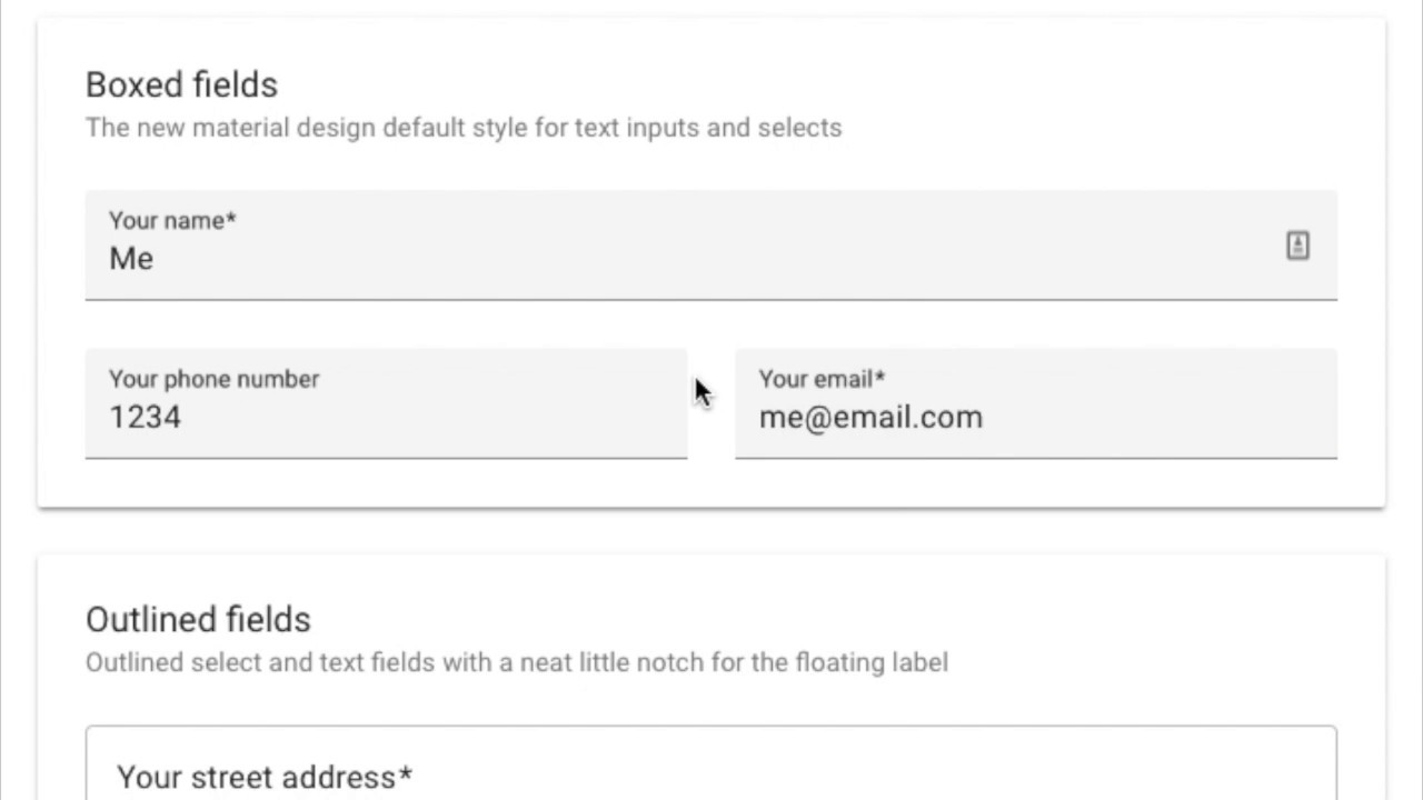 Material Design for Contact Form 7 – WordPress plugin | WordPress org