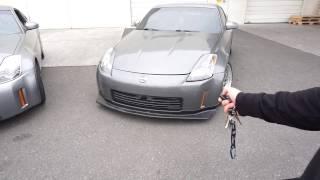 5 Easy Simple Car life hacks (350z edition)