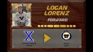 Logan Lorenz - CSSHL to BCHL | Stand Out Sports Client Hall of Fame
