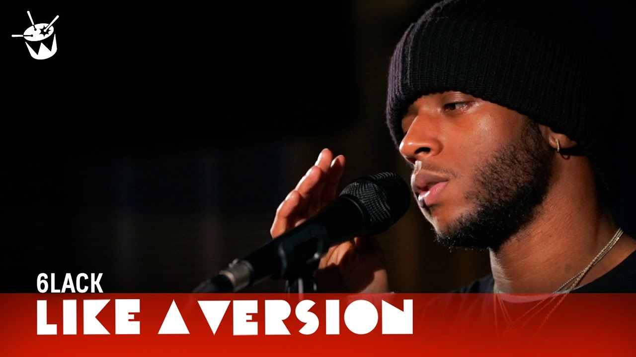6LACK covers Erykah Badu 'On & On' for Like A Version