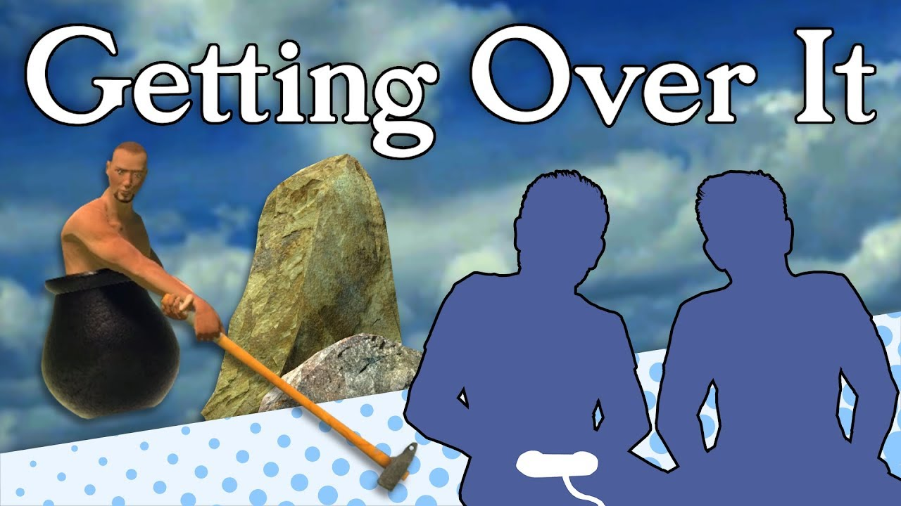 Download Getting Over It - Yep... Over It - Let's Game It Out