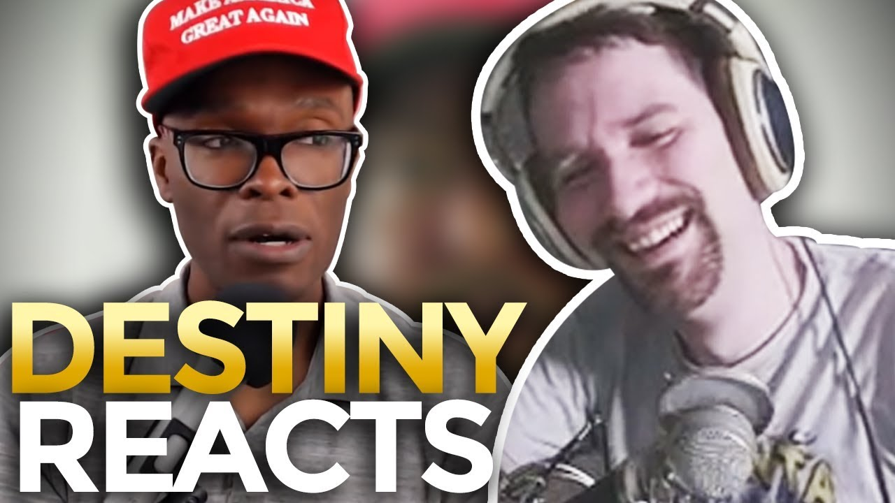 THIS IS SO DISHONEST - Destiny Reacts to Anthony Brian ...