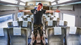 Seoul to Busan KTX Train Ride (Economy Class Review) + Delicious Korean Breakfast
