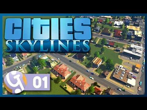 🏡 Humble Beginnings | Let's Play Cities: Skylines #01
