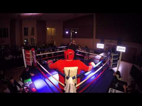 Ultra White Collar Boxing | Wrexham | Allan Jenkins VS Ashley Hughes