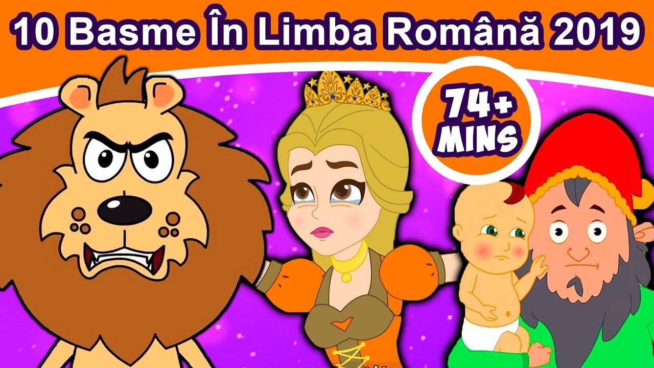 10 Basme În Limba Română 2019 | Povesti Pentru Copii | Desene Animate | Basme Romanesti