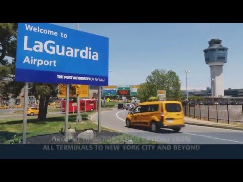 LaGuardia Airport Ground Transportation