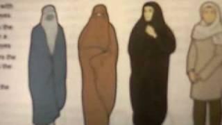 Burqa, Niqab, Chador, Hijab - Veiling Options