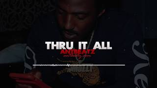 "Mozzy Type Beat 2018 - ""Thru It All"" 