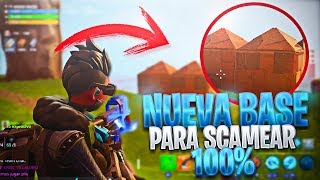 🔥NEW BASE for SCAMEAR, 99.99% DO NOT KNOW #2🔥 - Fortnite Save the World