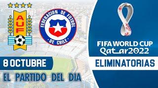 Eliminatorias Qatar 2022 - URUGUAY vs CHILE | Jornada 1