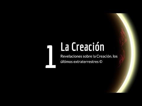 #revelacionessobrelacreacion Cap. 1: Cómo fue la Creación del universo. from YouTube · Duration:  21 minutes 1 seconds