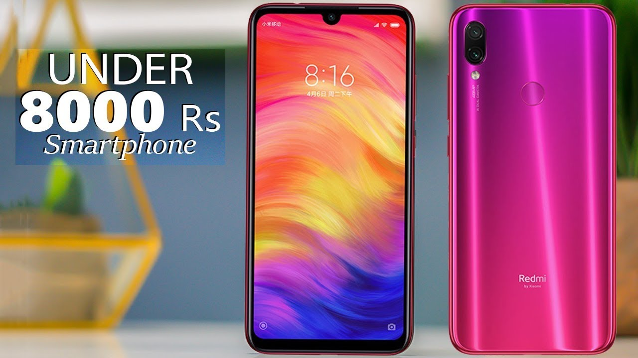 bc3101557 TOP 5 Best Smartphone Under 8000 In India 2019 - YouTube