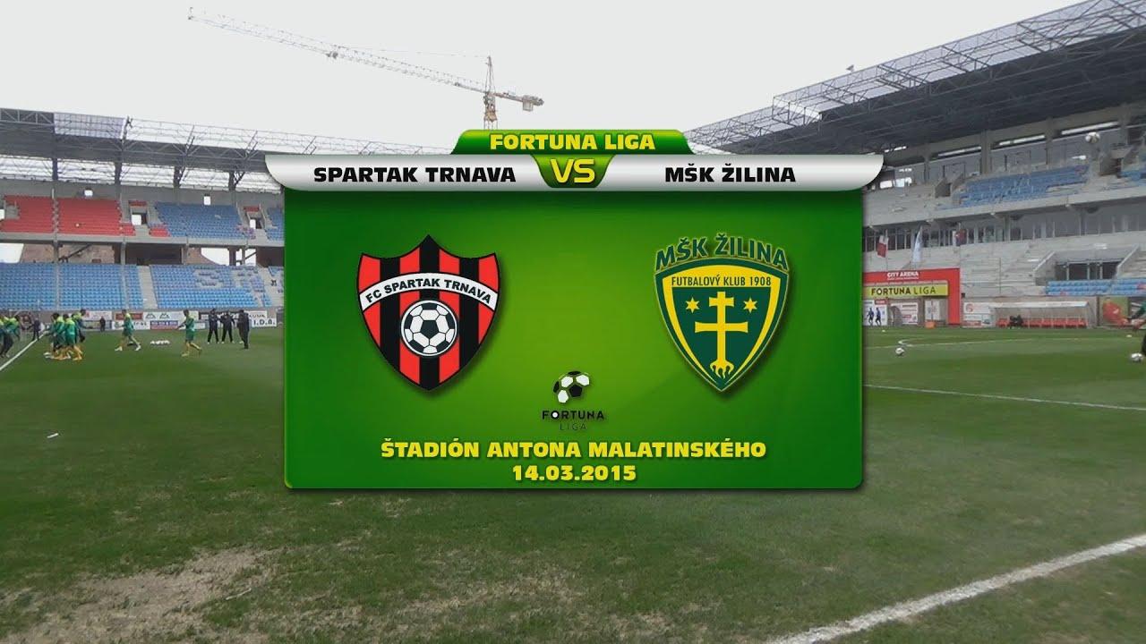 f88c139d4e FC Spartak Trnava - MŠK Žilina 1 0 (0 0) - YouTube